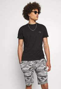 Brave Soul - DISGUISE - Shorts - grey camo - 3