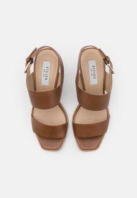 Steven New York - LINN - Sandals - cognac - 5