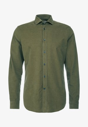 LONG SLEEVED SHIRT - Zakelijk overhemd - green