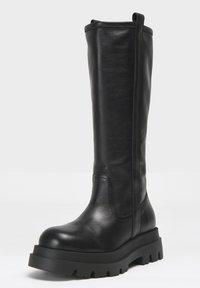 Inuovo - Platform boots - black blk - 2