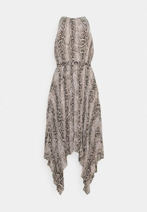 SUPER SNAKE CHAIN - Cocktail dress / Party dress - dune