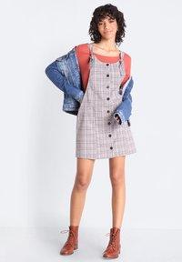 BONOBO Jeans - Shirt dress - grey - 1