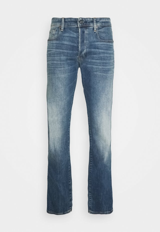 3301 STRAIGHT TAPERED - Straight leg jeans - vintage medium aged