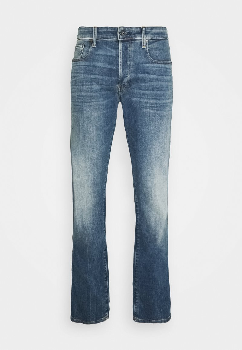 G-Star - 3301 STRAIGHT TAPERED - Straight leg jeans - vintage medium aged