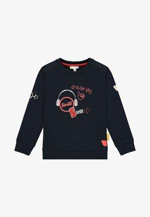 DREAM BIG - Sweater - steiff navy