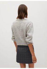 Mango - CHARLOTT - Mini skirt - šedá - 2