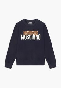 MOSCHINO - Sweatshirt - blue navy - 0
