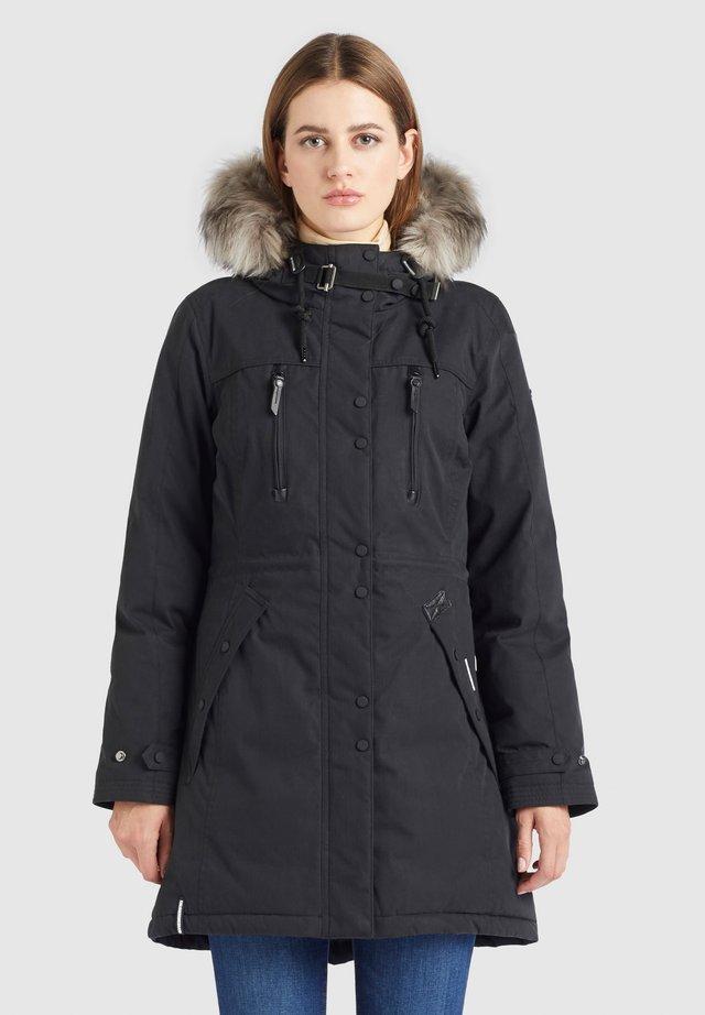ROANA - Płaszcz zimowy - schwarz