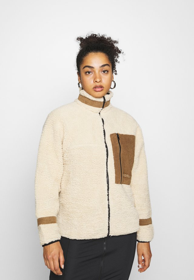 YES JACKET - Winterjas - beige