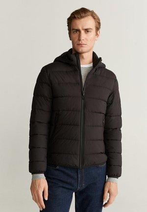 GORRY - Winter jacket - schwarz