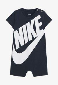 Nike Sportswear - FUTURA ROMPER BABY - Jumpsuit - obsidian - 2