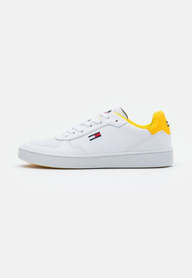 CUPSOLE  - Sneakers laag - white/valley yellow