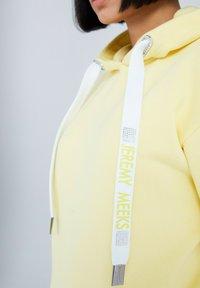 Jeremy Meeks - Hoodie - gelb - 2