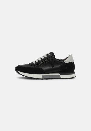 Sneakers basse - schwarz