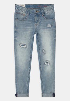 ANZIO - Skinny džíny - blue denim