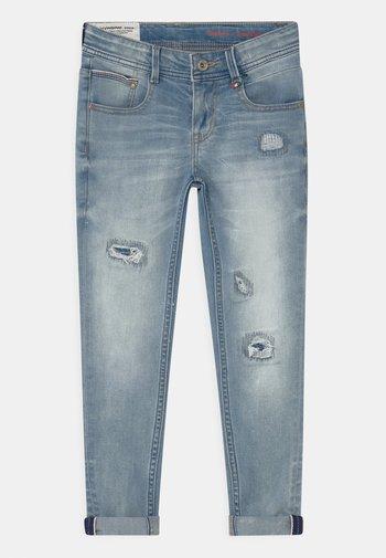 ANZIO - Jeans Skinny Fit - blue denim