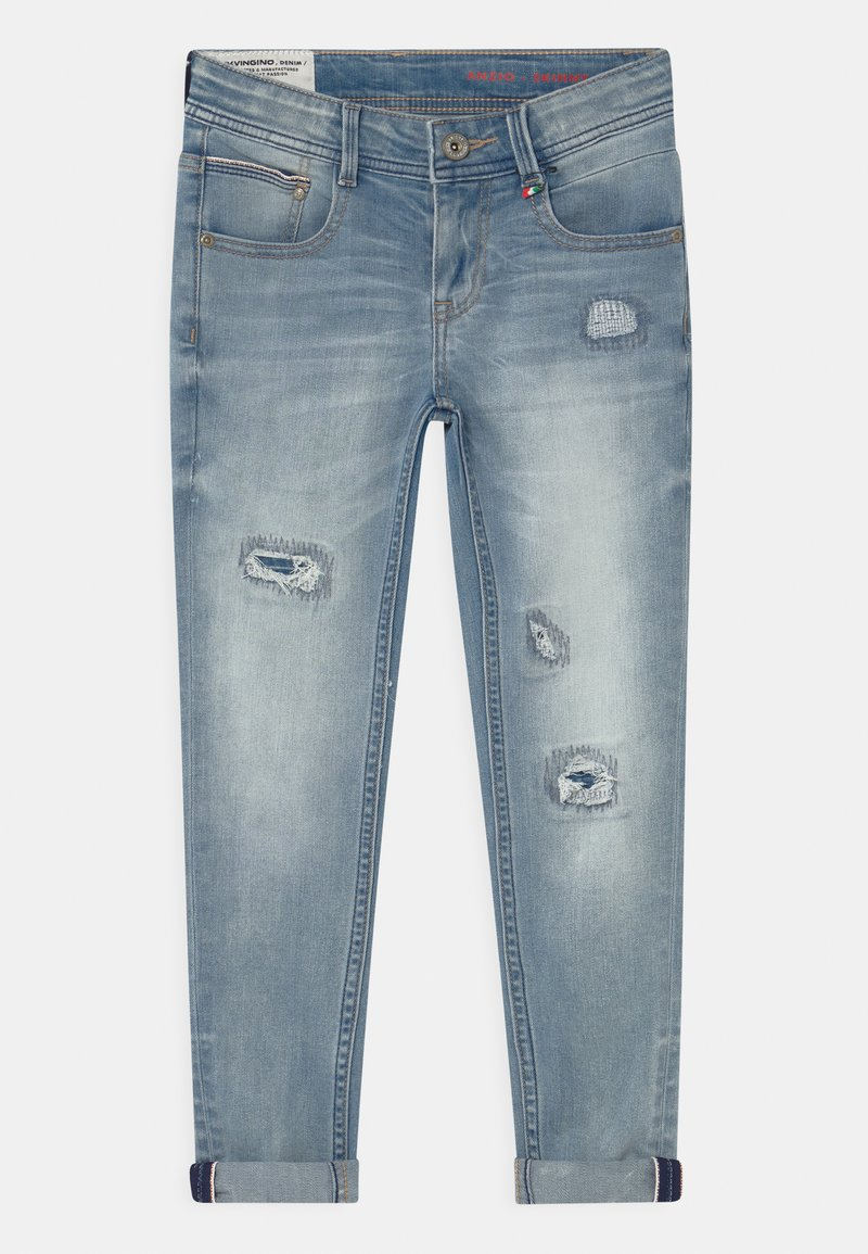Vingino - ANZIO - Jeans Skinny Fit - blue denim