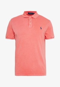 SPA TERRY - Poloshirts - racing red