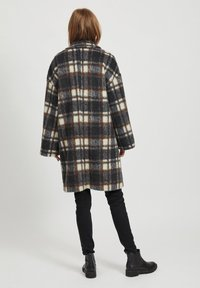 Object - Classic coat - chicory coffee - 3