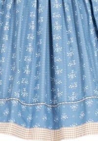 Berwin & Wolff - Pleated skirt - blau - 2