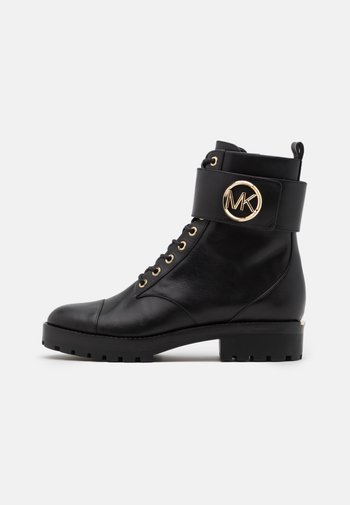TATUM BOOT  - Lace-up ankle boots - black