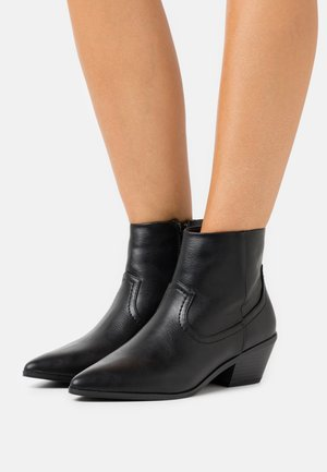 FRANCO WESTERN  - Ankle boots - black