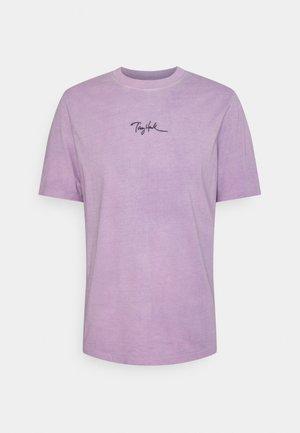 JEFFERSON UNISEX - T-shirt print - sheer lilac