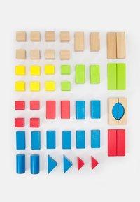 Hape - BUNTE BAUSTEINE UNISEX - Toy - multicolor - 1