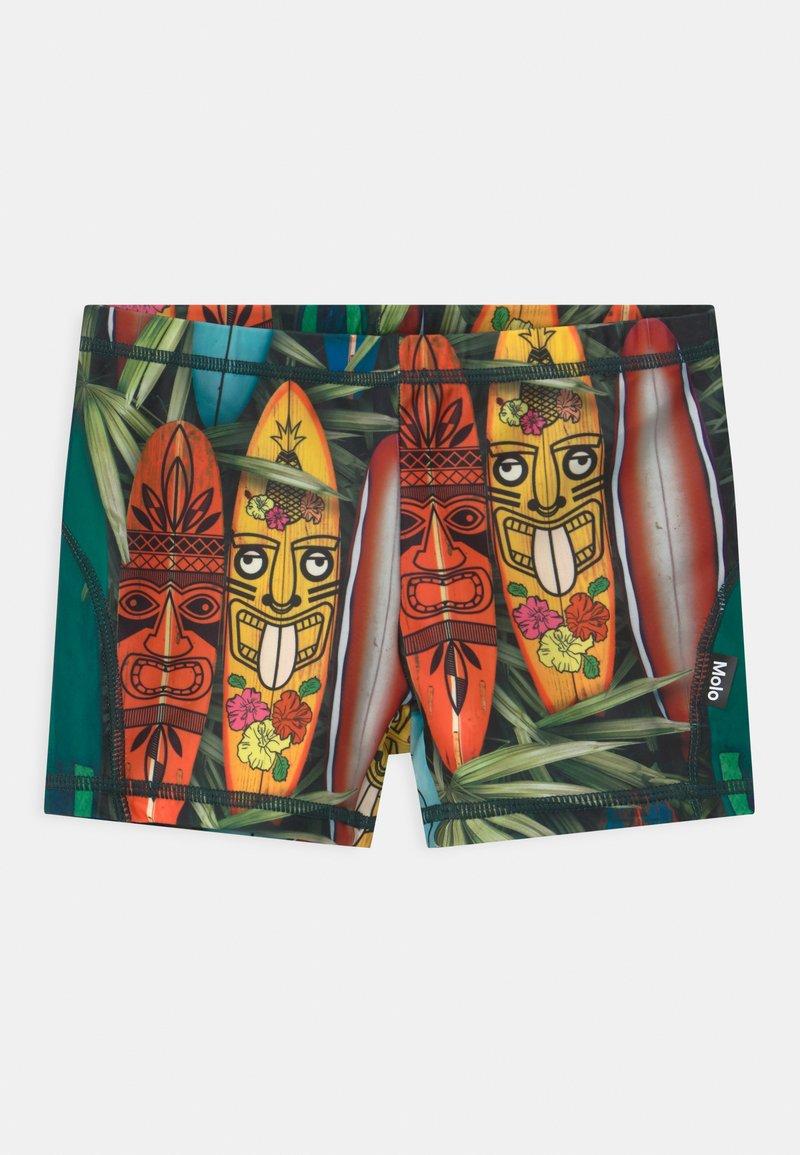 Molo - NORTON - Swimming trunks - multi-coloured