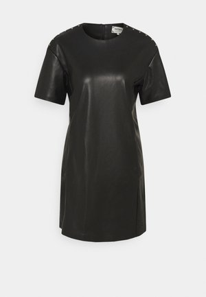 LOLLY - Denní šaty - black