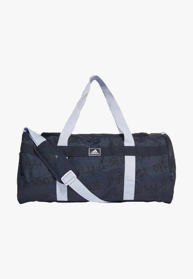 ATHLTS DUFFEL BAG MEDIUM - Valigia - blue