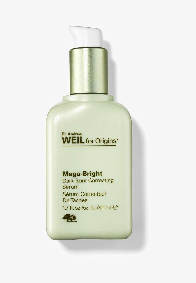 Origins - DR. WEIL MEGA BRIGHT DARK SPOT CORRECTING SERUM 30ML - Serum - -