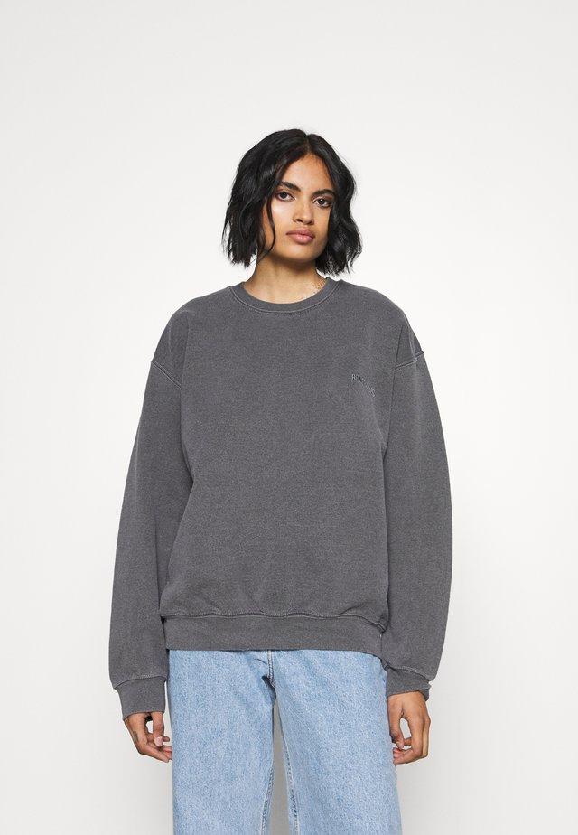 CREWNEWCK  - Sweatshirt - charcoal