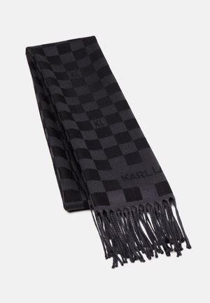 SCARF UNISEX - Šála - black