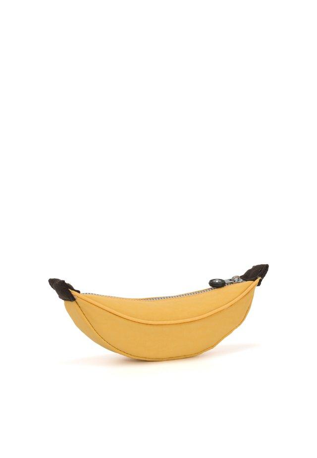 BANANA - Pencil case -  yellow