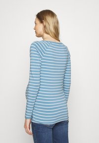 Esprit Maternity - Long sleeved top - shadow blue - 2