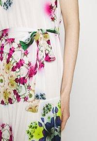 Desigual - VEST SENA - Day dress - white - 4