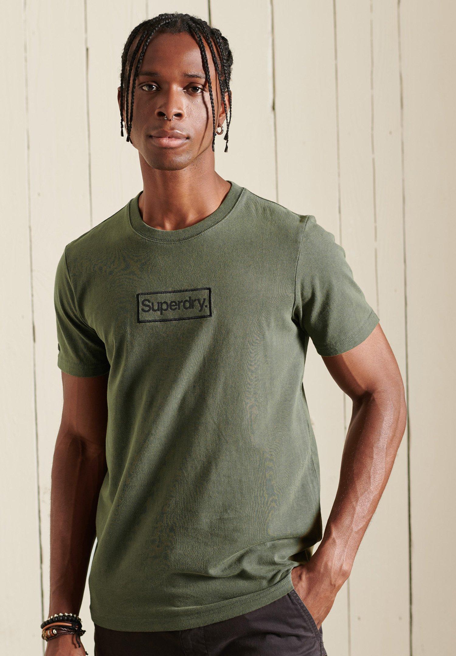Men CORE LOGO AMERICAN CLASSIC - Print T-shirt