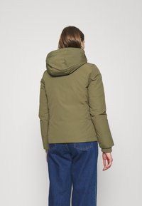 Tommy Jeans - TECHNICAL - Down jacket - olive tree - 3
