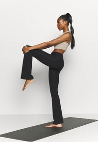 Deha - PANTA JAZZ - Tracksuit bottoms - black - 1