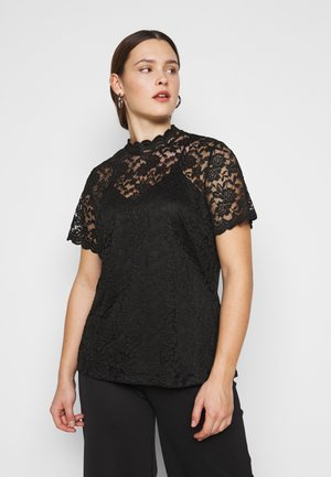 CARLAICE - Blouse - black