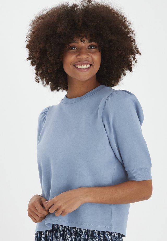 IHYARLET SW - T-shirt basic - coronet blue
