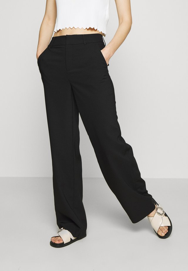 JOELLEGZ PANTS  - Bukse - black