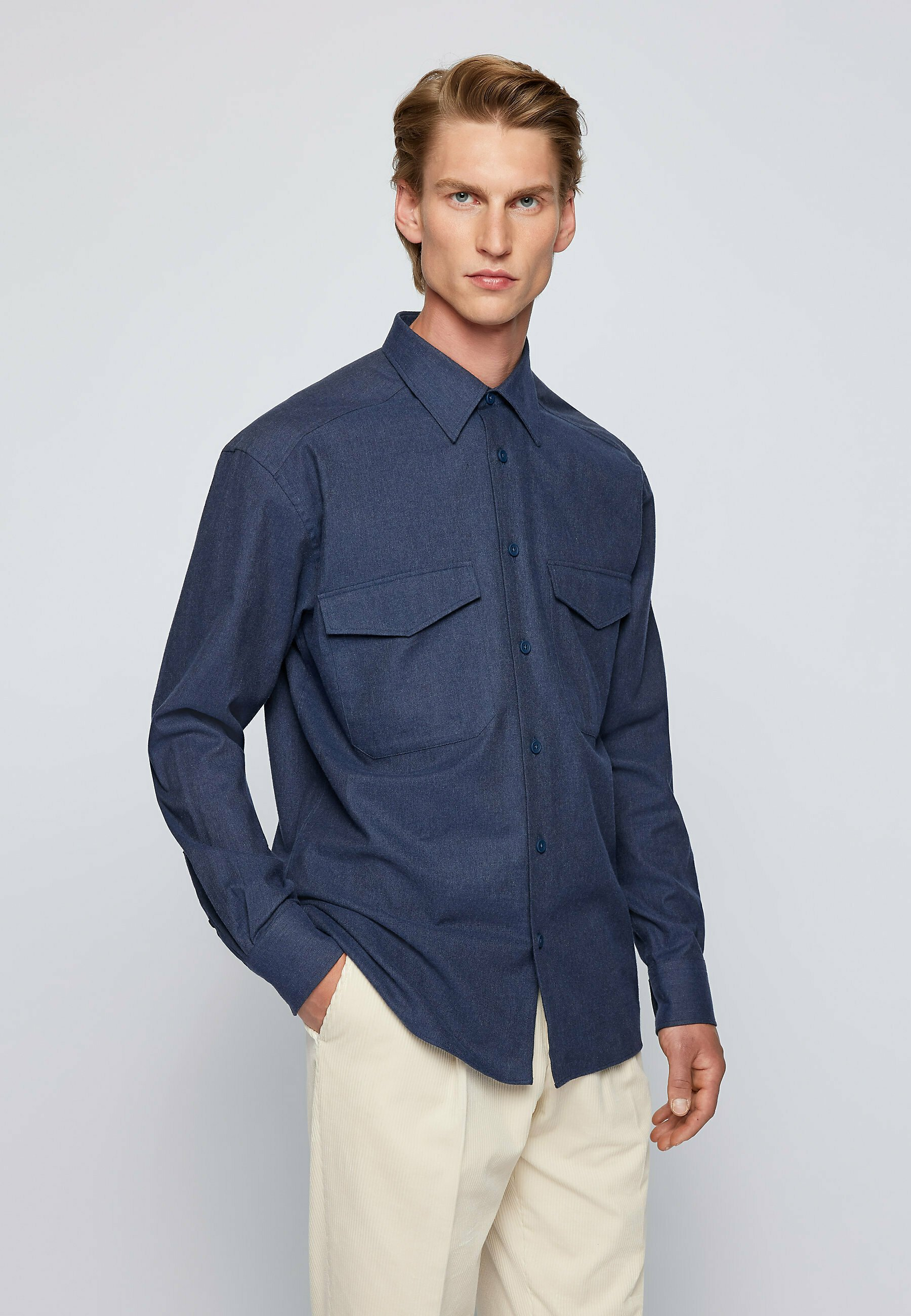 Homme F-COLE - Chemise