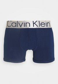 Calvin Klein Underwear - TRUNK 3 PACK - Culotte - blue - 1