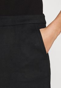 Vila - VIFADDY SKIRT - Pencil skirt - black - 4