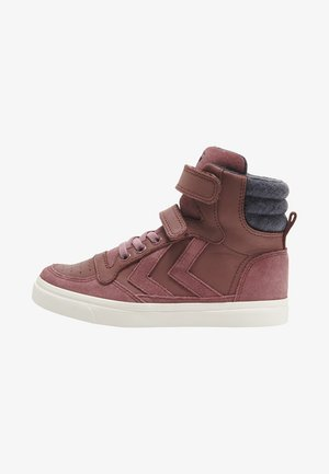 STADIL  - High-top trainers - roan red