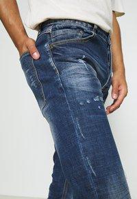 Kings Will Dream - PARIS  - Slim fit jeans - mid blue wash - 3