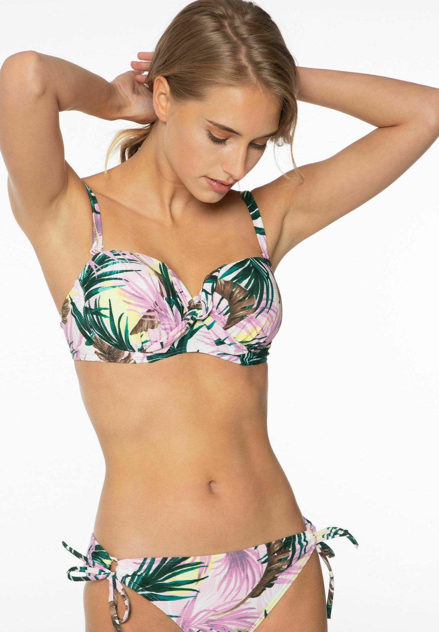 Donna C-CUP - Bikini pezzo sopra