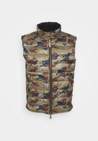 SCOTT - Waistcoat - pattern